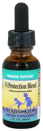 DROPPED: Herbs for Kids - VI Protection Blend - 1 oz. CLEARANCED PRICED