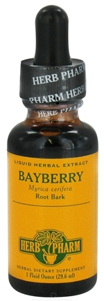 DROPPED: Herb Pharm - Bayberry Extract - 1 oz. CLEARANCE PRICED