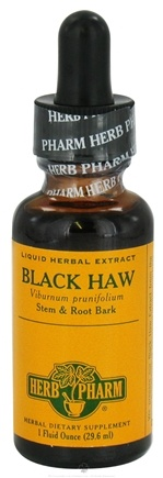 DROPPED: Herb Pharm - Black Haw Extract - 1 oz. CLEARANCE PRICED