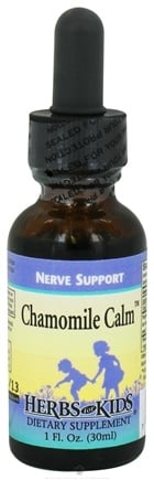 DROPPED: Herbs for Kids - Chamomile Calm - 1 oz. CLEARANCE PRICED