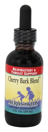 Herbs for Kids - Cherry Bark Blend - 2 oz.