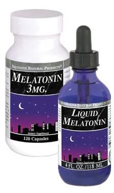 DROPPED: Innovative Natural - Liquid Melatonin