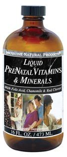DROPPED: Innovative Natural - Liquid Prenatal