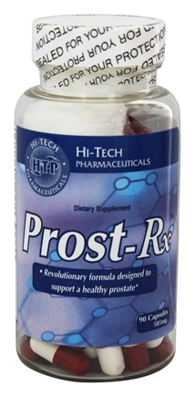 DROPPED: Hi-Tech Pharmaceuticals - Prost-Rx 505 mg. - 90 Capsules