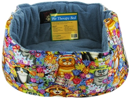 DROPPED: Grampa's Garden - Pet Therapy Bed Microwavable
