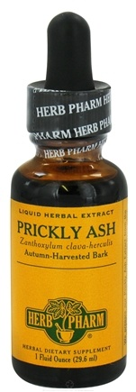 DROPPED: Herb Pharm - Prickly Ash Extract - 1 oz. CLEARANCE PRICED