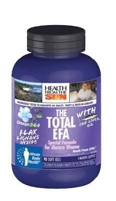 DROPPED: Health From The Sun - Total EFA - 90 Softgels