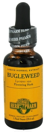 DROPPED: Herb Pharm - Bugleweed Extract - 1 oz. CLEARANCED PRICED