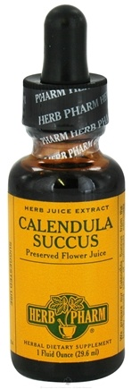 DROPPED: Herb Pharm - Calendula Succus Extract - 1 oz. CLEARANCED PRICED