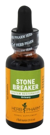 Herb Pharm - Stone Breaker Compound - 1 oz. formerly Madder/Hydrangea Compound