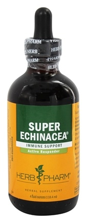 Herb Pharm - Super Echinacea Liquid - 4 oz.