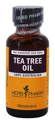 DROPPED: Herb Pharm - Tea Tree Oil - 1 oz. CLEARANCE PRICED