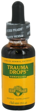 DROPPED: Herb Pharm - Trauma Drops Compound - 1 oz. CLEARANCE PRICED