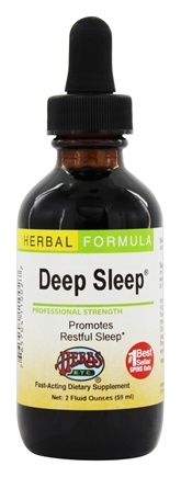 Herbs Etc - Deep Sleep Professional Strength - 2 oz. Contains California Poppy