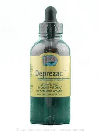 DROPPED: Herbs Etc - Deprezac - 4 oz.