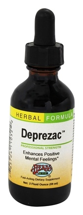 Herbs Etc - Deprezac Professional Strength - 2 oz.