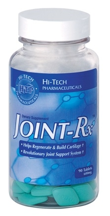 DROPPED: Hi-Tech Pharmaceuticals - Joint-Rx 600 mg. - 90 Tablets