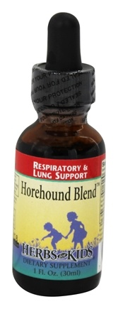 DROPPED: Herbs for Kids - Horehound Blend - 1 oz.