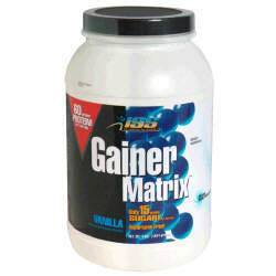 DROPPED: ISS Research - Gainer Matrix Vanilla - 4 lbs.