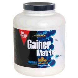 DROPPED: ISS Research - Gainer Matrix Vanilla - 8 lbs.