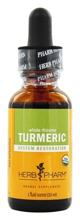 Herb Pharm - Turmeric Extract - 1 oz.