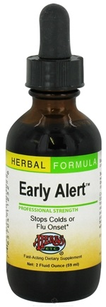 DROPPED: Herbs Etc - Early Alert Professional Strength - 2 oz. CLEARANCE PRICED