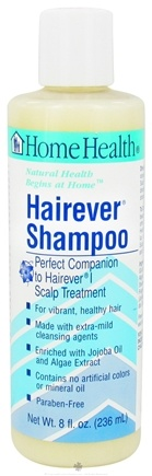 Home Health - Hairever Shampoo - 8 oz.