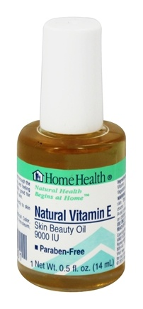 Home Health - Natural Vitamin E Oil 9000 IU - 0.5 oz.