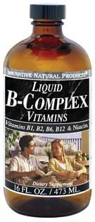 DROPPED: Innovative Natural - Liquid B-Vitamin Complex