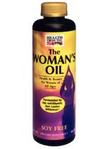 DROPPED: Health From The Sun - Woman's Oil - 8 oz.