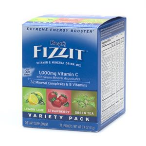 DROPPED: Hansen's - Fizzit Variety Pack Variety Pack - 24 Packet(s)