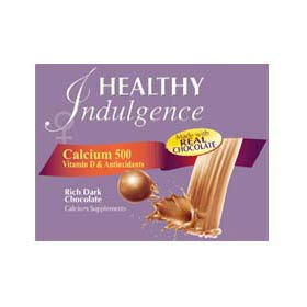 DROPPED: Hero Nutritional Products - Healthy Indulgence Calcium Bites Dark Chocolate - 11 oz.