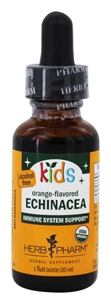 DROPPED: Herb Pharm - Children's Echinacea Glycerite - 1 oz. CLEARANCE PRICED