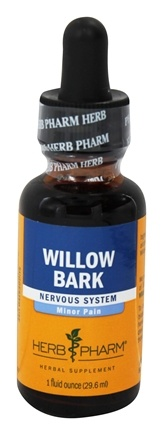 Herb Pharm - Willow Bark Extract - 1 oz.