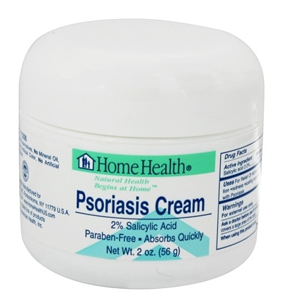 Home Health - Psoriasis Cream - 2 oz.