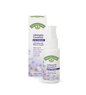 DROPPED: Nature's Gate - Ultimate Comfort Eye Cream with Amino Acid Moisture Complex - 1 oz.