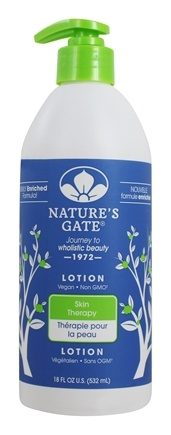 Nature's Gate - Vegan Lotion Skin Therapy - 18 oz.