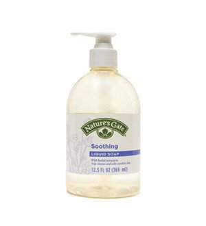 DROPPED: Nature's Gate - Soothing Liquid Soap - 12.5 oz.