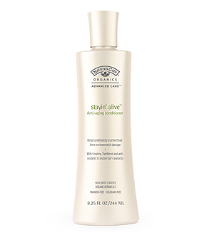 DROPPED: Nature's Gate - Stayin' Alive Anti-Aging Conditioner - 8.25 oz.