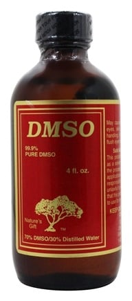 Nature's Gift DMSO - Liquid Unfragranced - 4 oz.