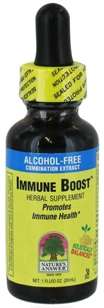 DROPPED: Nature's Answer - Immune Boost Alcohol Free - 1 oz. CLEARANCE PRICED