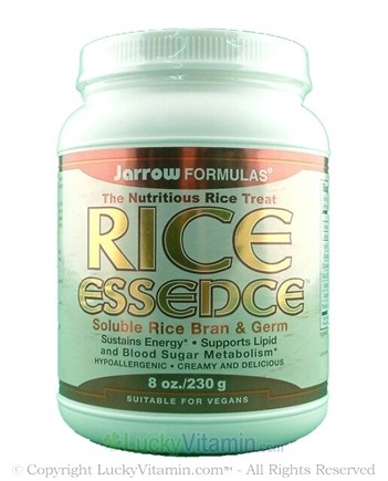 DROPPED: Jarrow Formulas - Rice Essence - 8 oz.