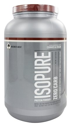 Nature's Best - Isopure Perfect Zero Carb Cookies & Cream - 3 lbs. LUCKY PRICE