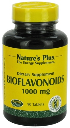 DROPPED: Nature's Plus - Bioflavonoids 1000 mg. - 90 Tablets CLEARANCE PRICED