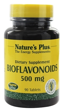 Nature's Plus - Bioflavonoids 500 mg. - 90 Tablets