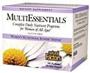 DROPPED: Natural Factors - MultiEssentials Complete Daily Nutrient Program for Women - 60 Packet(s)