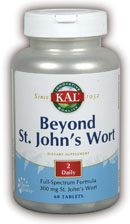 DROPPED: Kal - Beyond St. John's Wort - 60 Tablets