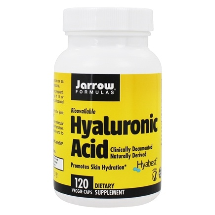 Jarrow Formulas - Hyaluronic Acid 50 mg. - 120 Capsules