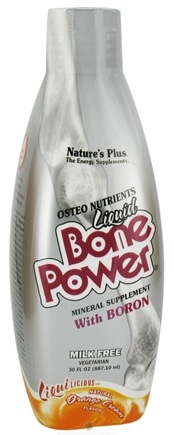 DROPPED: Nature's Plus - Bone Power - 30 oz.