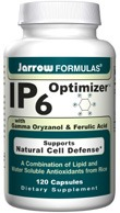 DROPPED: Jarrow Formulas - IP6 Optimizer(C) - 120 Capsules